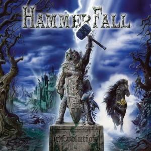 HammerFall_-_(r)Evolution
