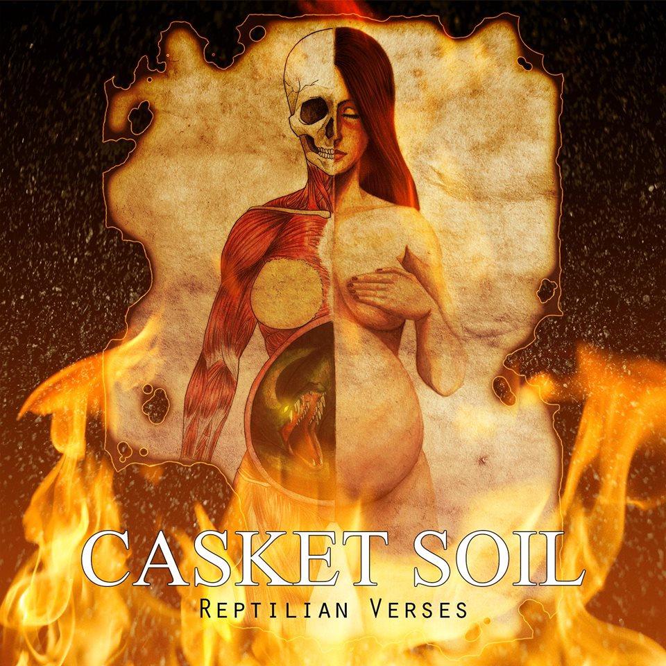casket soil reptilian