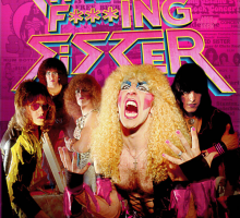 Twisted Sister – We Are Twisted F**king Sister DVD (2016)