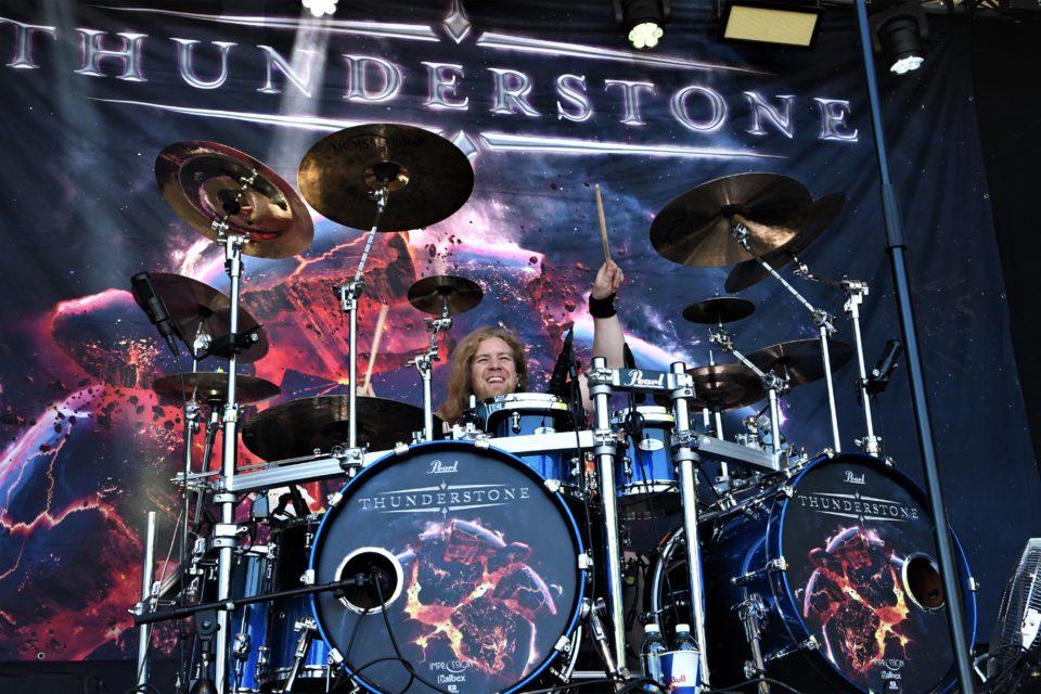 """Atte Palokangas julkaisi videon Thunderstonen kappaleesta  """"Veterans Of The Apocalypse"""""""