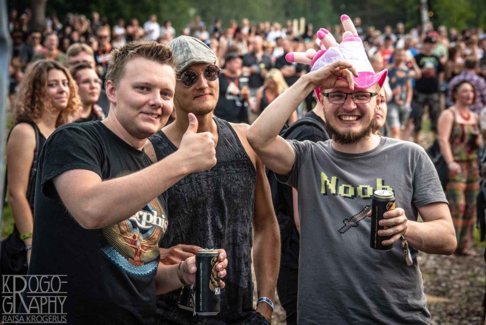 John Smith Rock Festival