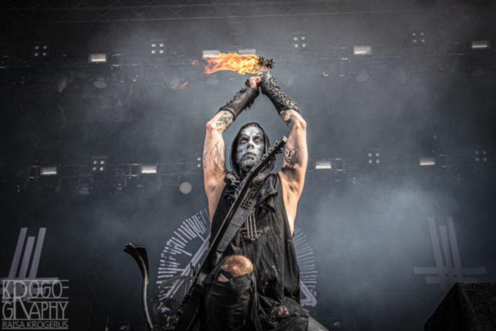 Behemoth Tuska Open Air 2019