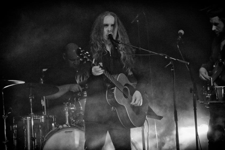 Jarkko Ahola. Kuva: Pete Alander @ Metalliluola.fi