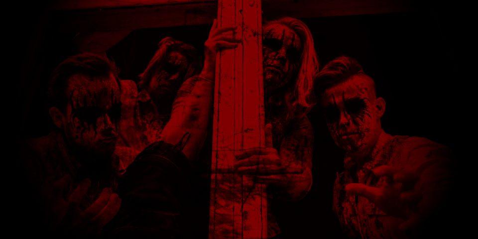 """Lakeuksien saastaa! Pohjalainen Advent of Fire julkaisi uuden singlen """"Ruhonsyöjä""""."""